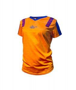Woman's shirt Golden Koeman front