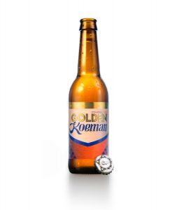 Golden Koeman beer