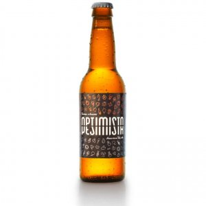 Optimista Pesimista Beer